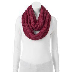 Cuddl Duds Knit Infinity Scarf