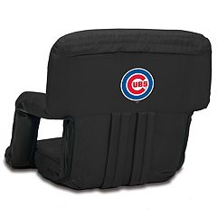 Picnic Time Chicago Cubs Ventura Portable Reclining Seat