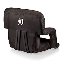 Picnic Time Detroit Tigers Ventura Portable Reclining Seat