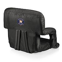 Picnic Time Houston Astros Ventura Portable Reclining Seat
