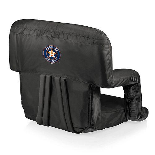 Picnic Time Houston Astros Ventura Portable Reclining Seat