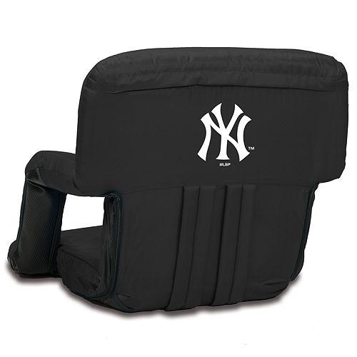 Picnic Time New York Yankees Ventura Portable Reclining Seat