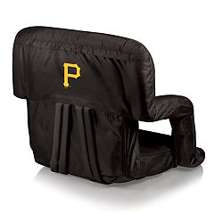Picnic Time Pittsburgh Pirates Ventura Portable Reclining Seat
