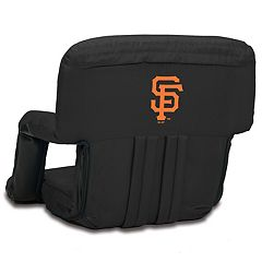 Picnic Time San Francisco Giants Ventura Portable Reclining Seat