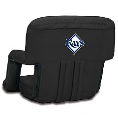 Picnic Time Tampa Bay Rays Ventura Portable Reclining Seat