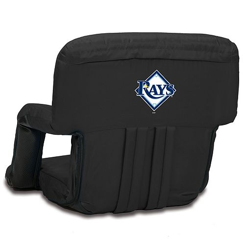 Picnic Time Tampa Bay Rays Ventura Portable Reclining Seat