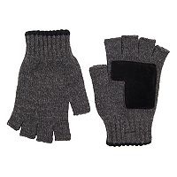 Men's Levi's® Marled Fingerless Gloves
