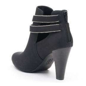 Jennifer Lopez Charlie Women's High Heel Ankle Boots