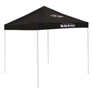 Logo Brands Baltimore Ravens Colored Tent