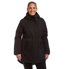 Plus Size Champion Sherpa-Lined Anorak