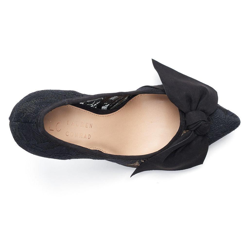 LC Lauren Conrad Snapdragon Women's High Heels