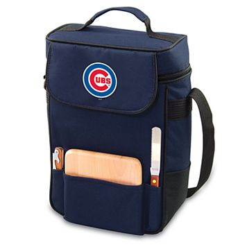 Picnic Time Chicago Cubs Duet Insulated Wine & Cheese Bag