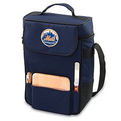 Picnic Time New York Mets Duet Insulated Wine & Cheese Bag