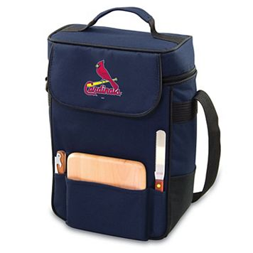 Picnic Time St. Louis Cardinals Duet Insulated Wine & Cheese Bag