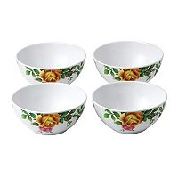 Royal Albert 4-pc. Old Country Roses Melamine Cereal Bowl Set