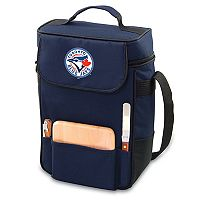 Picnic Time Toronto Blue Jays Duet Insulated Wine & Cheese Bag