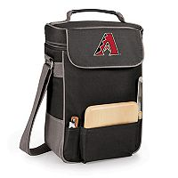 Picnic Time Arizona Diamondbacks Duet Insulated Wine & Cheese Bag