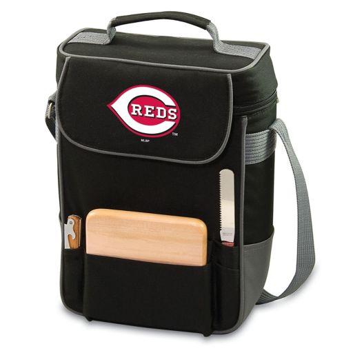 Picnic Time Cincinnati Reds Duet Insulated Wine & Cheese Bag