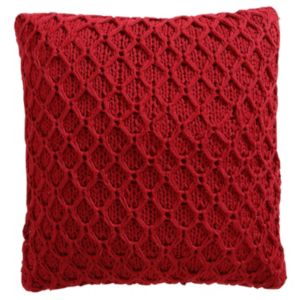 VCNY Home Diamond Knitted Throw Pillow