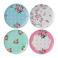 Royal Albert 4-pc. Vintage Mix Melamine Dinner Plate Set