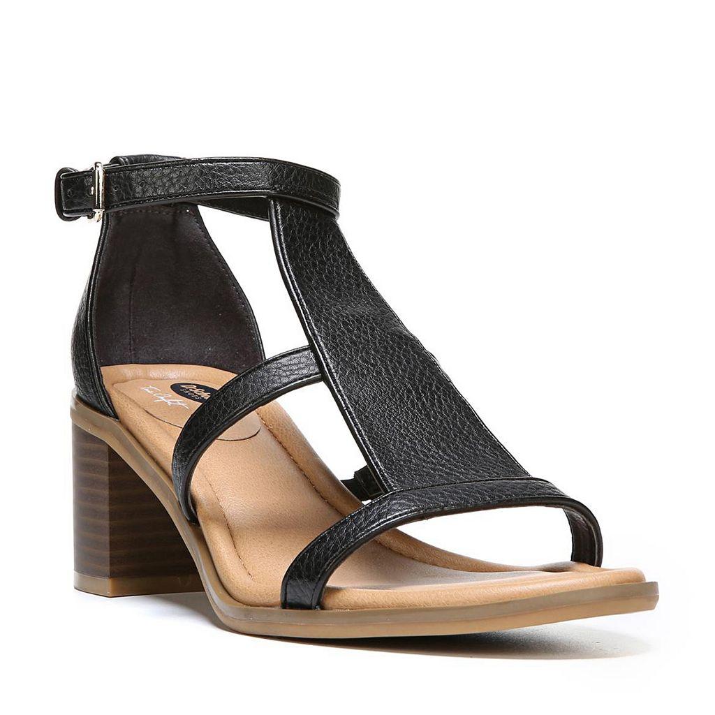 Dr. Scholl's Shine Women's Block Heel Sandals