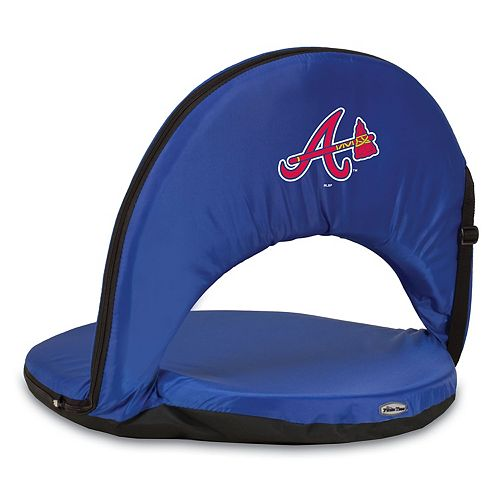 Picnic Time Atlanta Braves Portable Chair