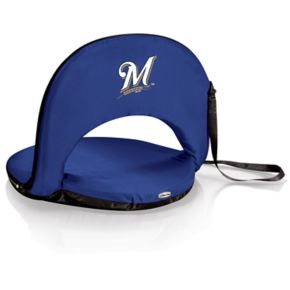 Picnic Time Milwaukee Brewers Portable Chair