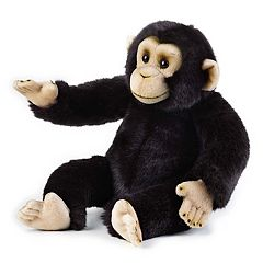 National Geographic Chimpanzee Plush by Lelly