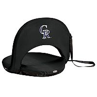 Picnic Time Colorado Rockies Portable Chair