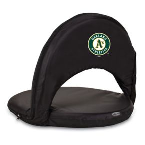 Picnic Time Oakland Athletics Portable Chair