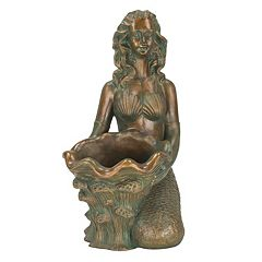Bombay® Outdoors Mermaid Sculpture Planter