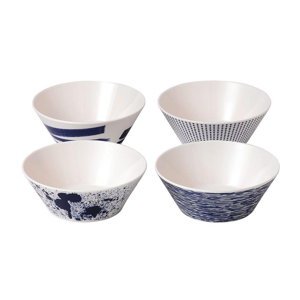 Royal Doulton 4-pc. Pacific Melamine Cereal Bowl Set