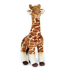 National Geographic Giraffe Plush by Lelly