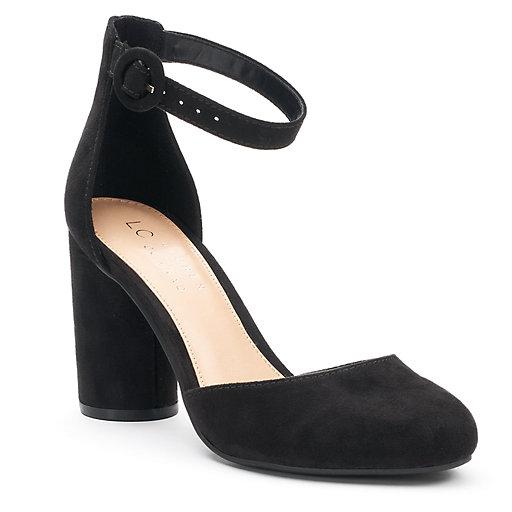 1025195e4 LC Lauren Conrad Hydrangea Women's High Heels