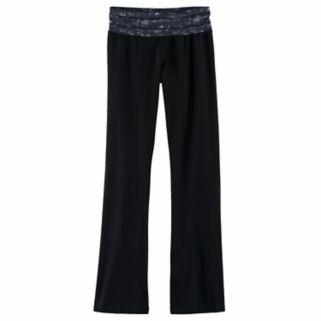 Girls 7-16 & Plus Size SO® Tie-Dye Waist Yoga Skinny Bootcut Pants