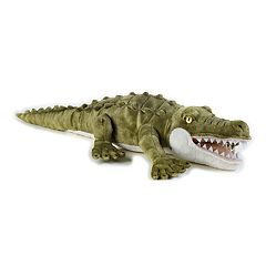 National Geographic Crocodile Plush by Lelly