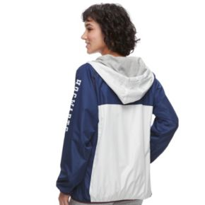 "Juniors' Harry Potter ""Hogwarts""Colorblock Windbreaker Jacket"