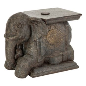 Bombay® Outdoors Elephant Sculpture Patio Umbrella Base
