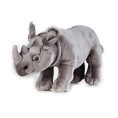 National Geographic Rhino Plush by Lelly