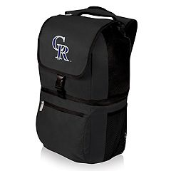 Picnic Time Colorado Rockies Zuma Backpack Cooler