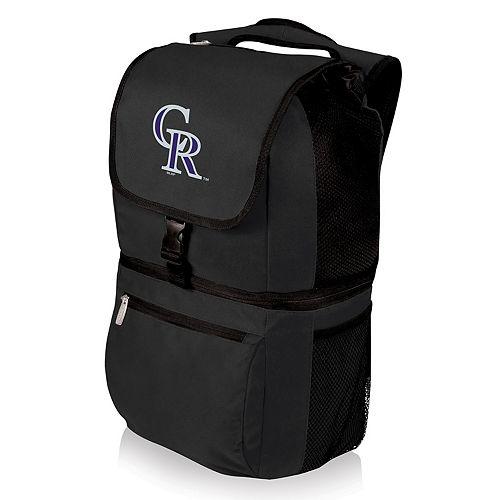 Picnic Time Colorado Rockies Zuma Backpack Cooler