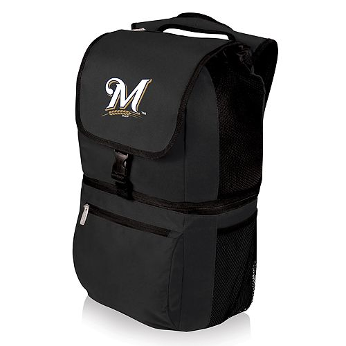 Picnic Time Milwaukee Brewers Zuma Backpack Cooler