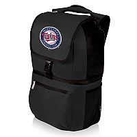Picnic Time Minnesota Twins Zuma Backpack Cooler
