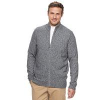 Big & Tall Croft & Barrow® True Comfort Classic-Fit Stretch Sweater