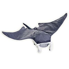 National Geographic Manta Plush by Lelly