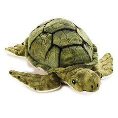 National Geographic Sea Turtle Plush by Lelly