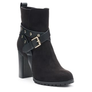Apt. 9® Manager Women's High Heel Ankle Boots