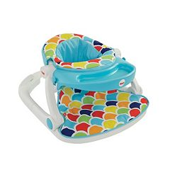 Fisher-Price Sit-Me-Up Floor Seat with Toy Tray
