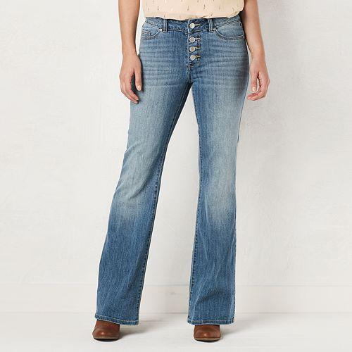 Women's LC Lauren Conrad Flare Jeans