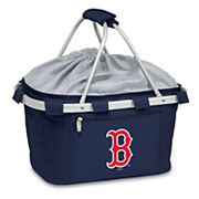 Picnic Time Boston Red Sox Insulated Picnic Basket